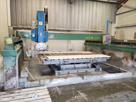 Bridge saw Hsm500 - Hesheng