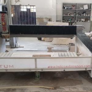 CNC Machine Helios Zeus 3300 Quantum – 3 Axes