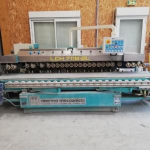 Pulidora de cantos Marmo Meccanica LCH711 2L Bordes planos