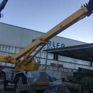 Mobile crane Fiorentini FH 25 FS – 25 Tons