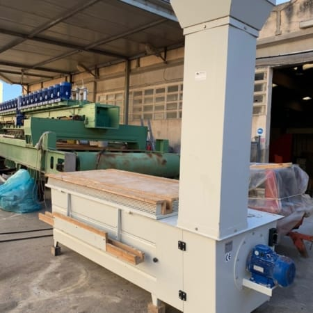 Suction bench Cobalm D7