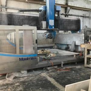 CNC Brembana – CMS Maxima 309 – 5 Ejes