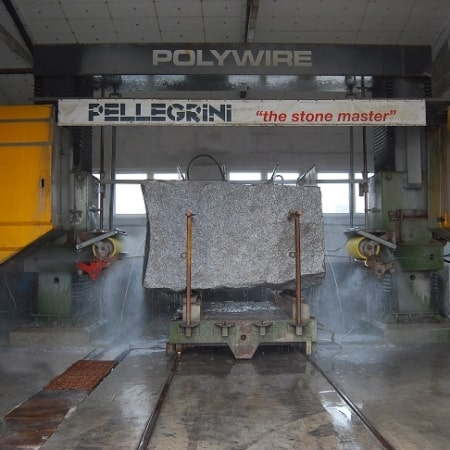 Multiwire machine Pellegrini Polyware 10/16 – 16 wires variable