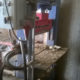 Vertical splitting machine Mec MDC - 36 Ton