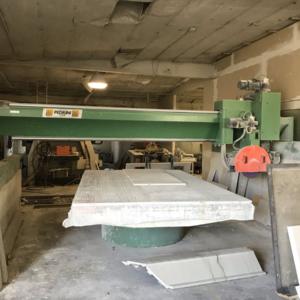 Fresa a ponte Pedrini M912MG – Disco 625 mm