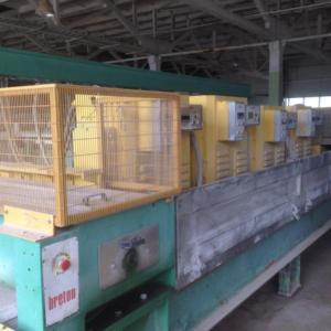 Calibrator machine Breton KGC 60 / 40