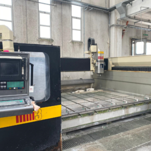 CNC OMAG Mill3 – 3 Axes