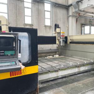 CNC OMAG Mill3 – 3 Assi