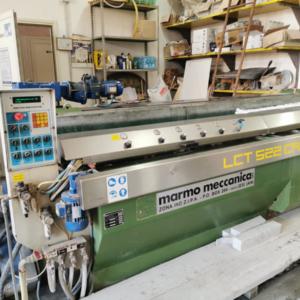 Lucidacoste Marmo Meccanica LCT 522 CAI-MO coste piane e toro