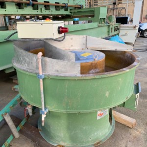 Tumbling machine RC1500 – 1.500 Lt