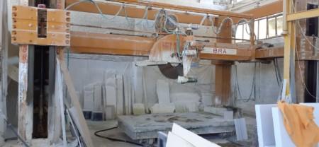 Block cutter BRA VRS 16 – Blade 1600 mm