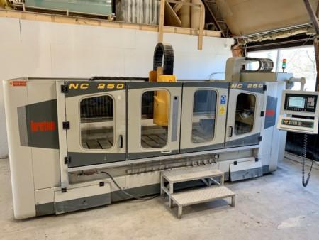 CNC Breton Contourbreton NC250 – 3 Assi