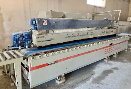 Edge polisher Sassomeccanica TE – 2002