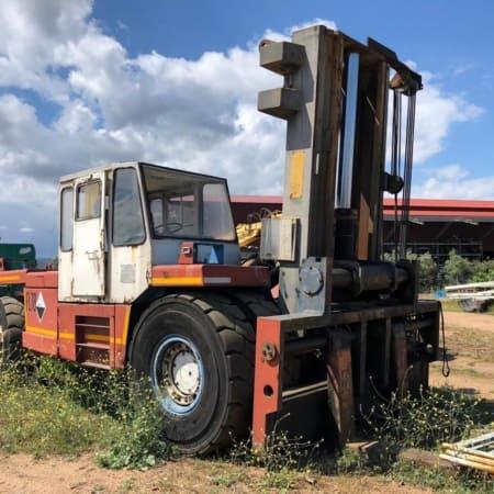 Forklift Kalmar FL78 - 25 Tons