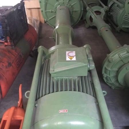 Pompa Perissinotto Pemo G230 MEC 125 41 kW