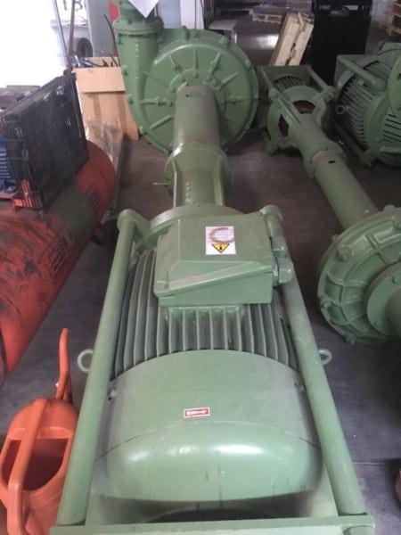 Perissinotto pump Pemo G230 MEC 125 41 kW