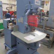 Spaccatrice-trancia verticale Mec C200 – 24 Ton