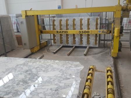 Automatic loader / unloader Simec Rapid 3500