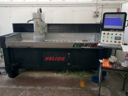 Máquina CNC Helios Evolution - 3 Ejes