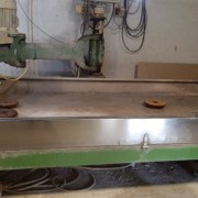Radial arm polisher column CMF FBR0031