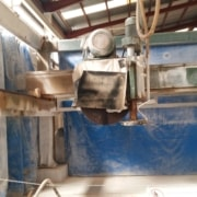 Bridge saw Minali M1600 - Blade 1600 mm