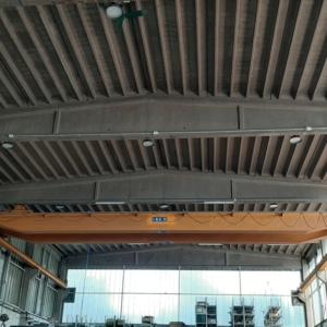 Overhead crane Nadotti 6,3 Tons – 15,5 m
