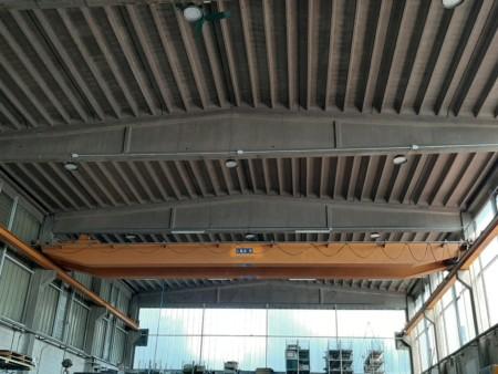 Overhead crane Nadotti 6,3 Tons - 15.,5 m