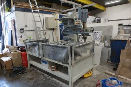 Máquinas para contornear manual Tecno MBM Sintesi