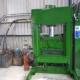 Vertical splitting machine Steinex S250 - 250 Ton