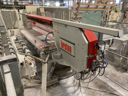 Sharpwire Splitting Machine Breton