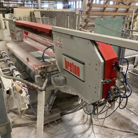 Sharpwire Splitting Machine Breton