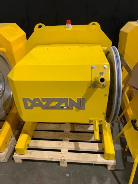 Diamond Wire Saws for quarry Dazzini S850EGV