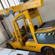 Electric mobile crane Lige 40E - 4 Tons
