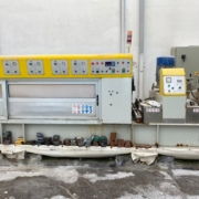 Polishing machine for marble tiles Dal Prete Quasar 682