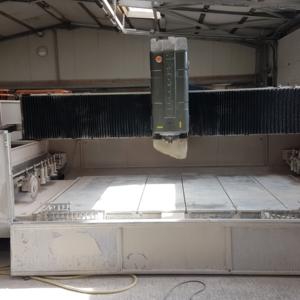 CNC Bavelloni Egar 323-5 – 4 Ejes