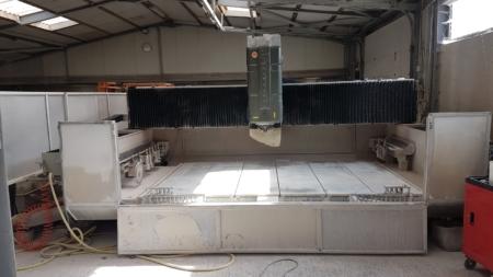 CNC Bavelloni Egar 323-5 - 4 Ejes