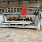 Bridge saw CNC monoblock Sassomeccanica CUT600 – Blade 625 mm