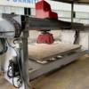 Fresa a ponte CNC monoblocco Sassomeccanica CUT600 – Disco 625 mm